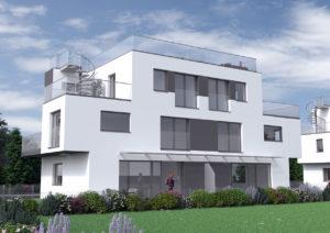 Bild Ziegelhofstraße 136 Eigentumswohnungen dachraum Bauträger Immobilien 1220 Wien