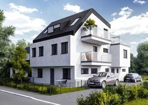 Bild Ziegelhofstraße 201 Eigentumswohnungen dachraum Bauträger Immobilien