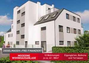 Salomongasse 52 1210 Wien dachraum Bauträger