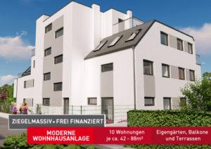 Salomongasse 52 dachraum Bauträger 1210 Wien