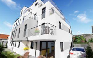 Bild Owengasse 2 Eigentumswohnungen dachraum Bauträger Immobilien 1210 Wien