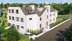 Salomongasse Eigentumswohnungen dachraum Bauträger Immobilien 1210 Wien
