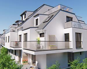 Pawlikgasse, 1220 Wien, dachraum Bauträger Immobilien