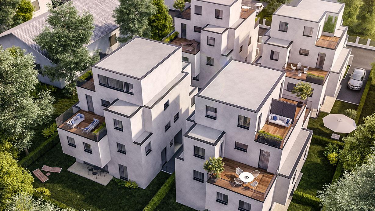 Arnikaweg 78-80, 1220 Wien, dachraum Bauträger Immobilien