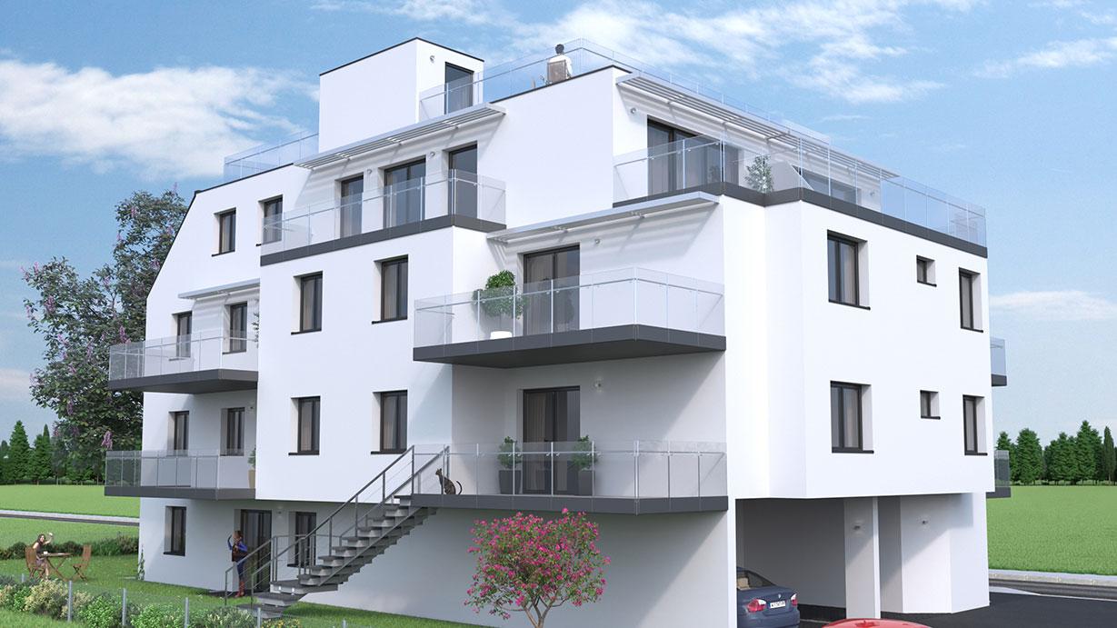 Oleandergasse 25, 1220 Wien, dachraum Bauträger Immobilien