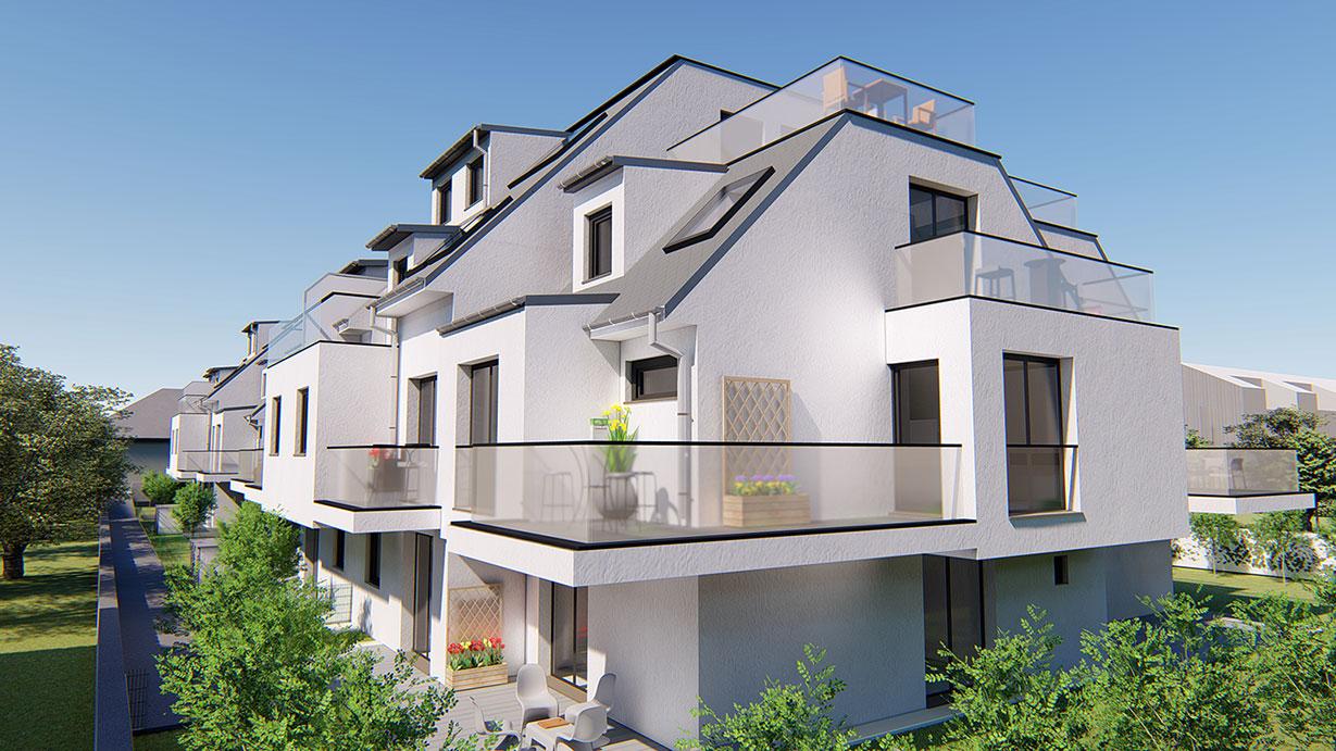 Pawlikgasse 9, 1220 Wien, dachraum Bauträger Immobilien