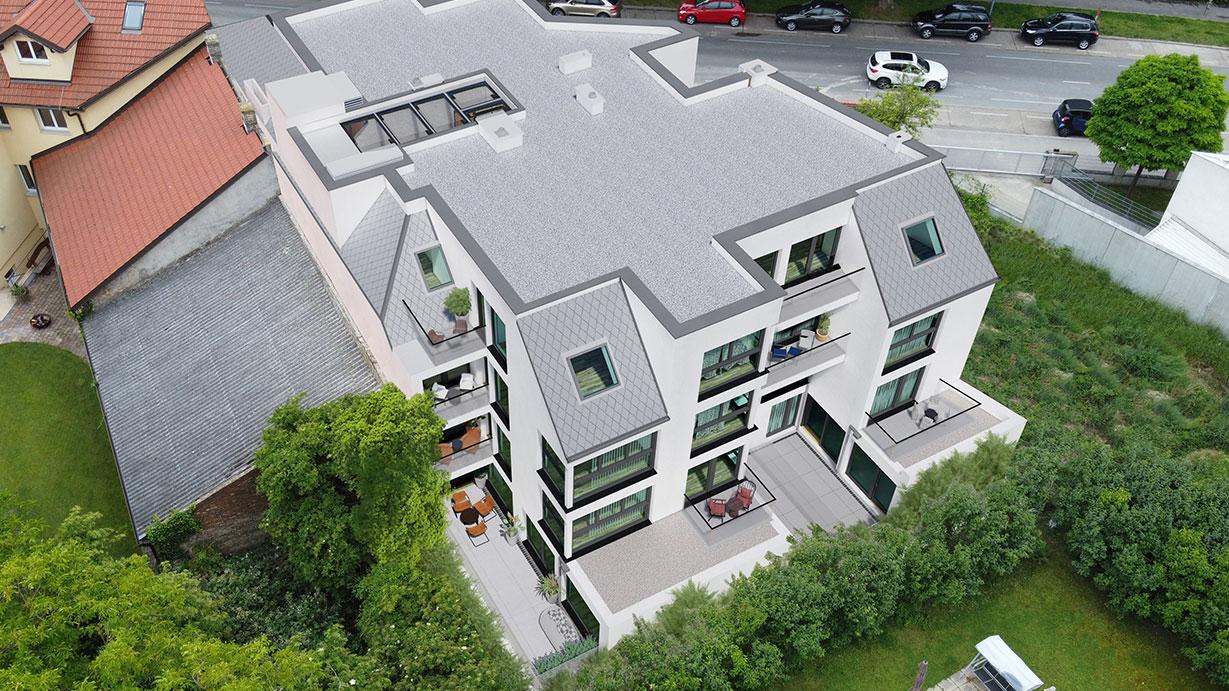 Quadenstraße 43, 1220 Wien, dachraum Bauträger Immobilien