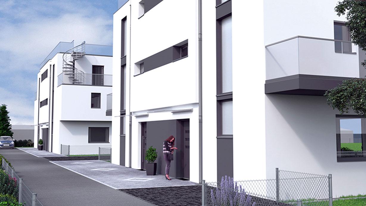 Ziegelhofstraße 136, 1220 Wien, dachraum Bauträger Immobilien