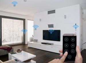 Smart Home Intelligentes Wohnen