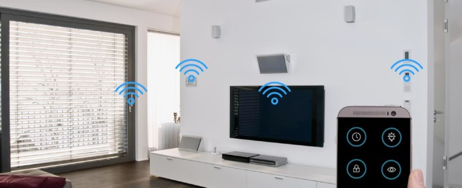 Smart Home Intelligentes Wohnen