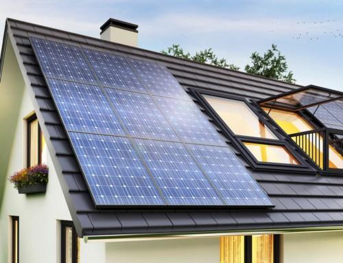 Strom produzieren mit Photovoltaik